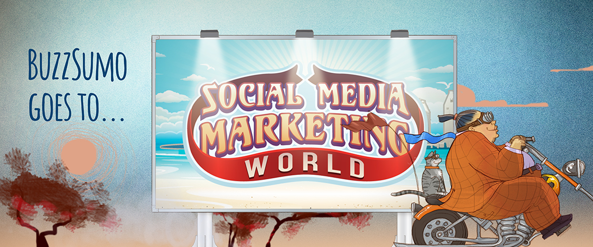 18 Epic Marketing Tips from Social Media Marketing World - BuzzSumo