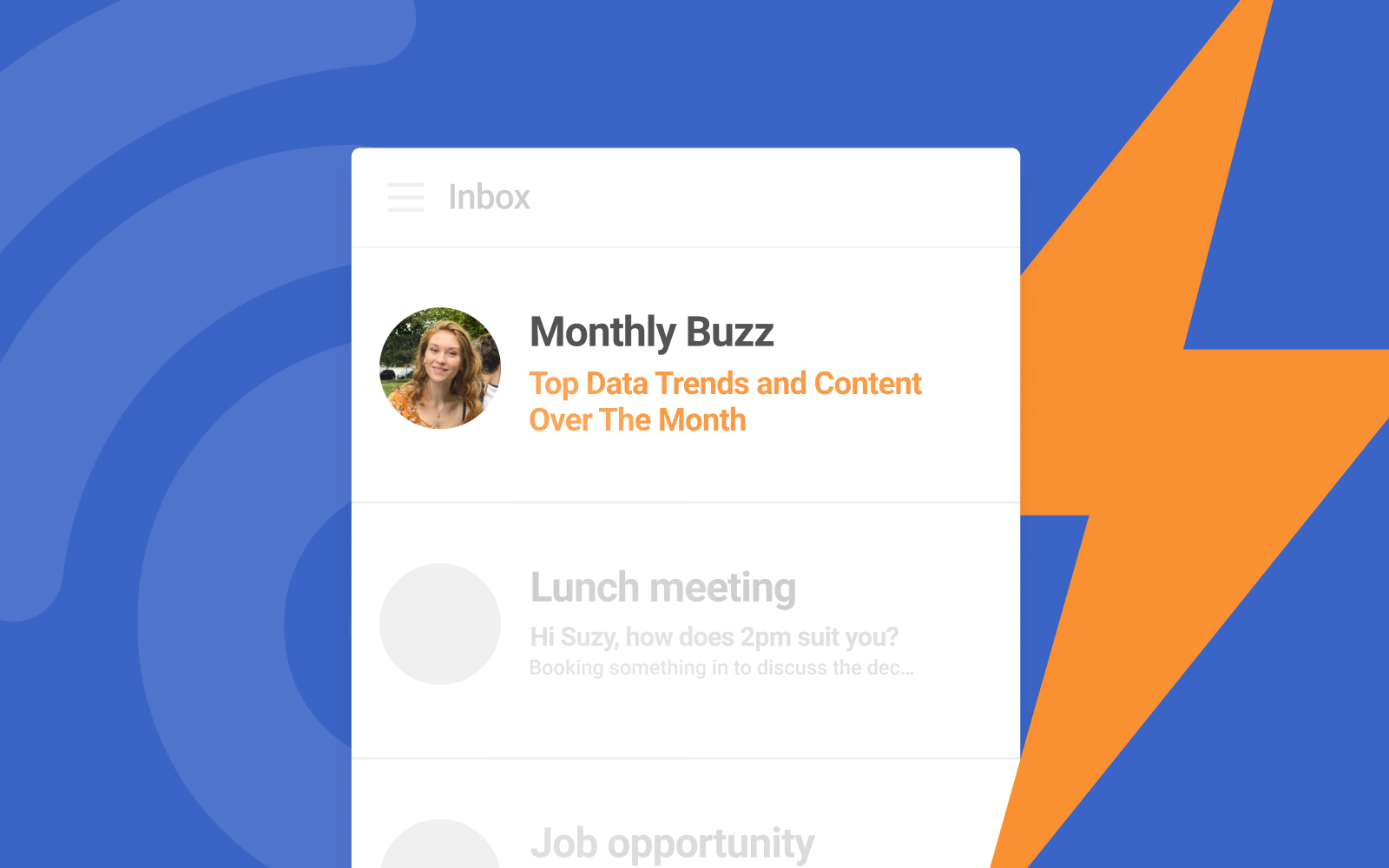 The Monthly Buzz